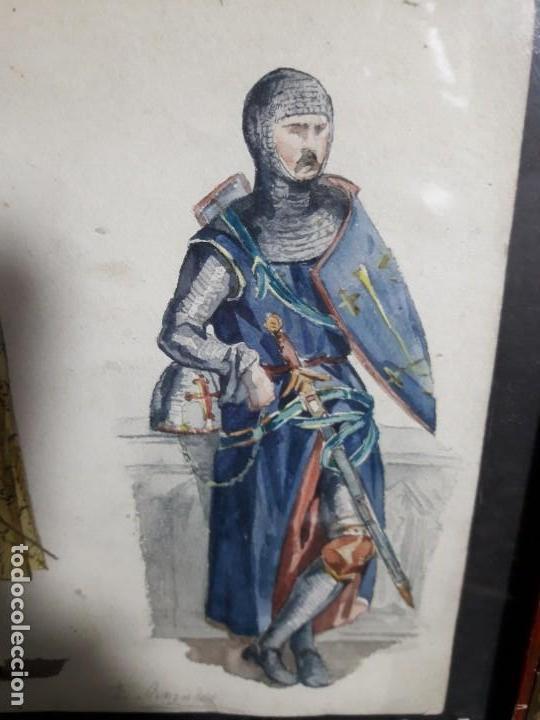 Arte: Acuarela boceto E. Rosales - Foto 6 - 139259678