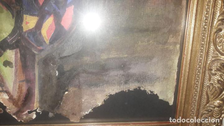 Arte: Preciosa acuarela, posiblemente francesa, de finales s. XIX - Foto 3 - 139772610
