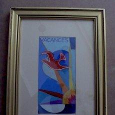 Arte: BOCETO EN GOUACH . Lote 140280830