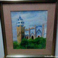 Arte: CARMEN MARTÍN , PLAZA DE TOROS MONUMENTAL DE BARCELONA 1989. Lote 140849678