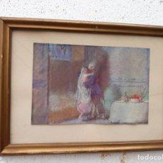 Art: ACUARELA. Lote 141181014