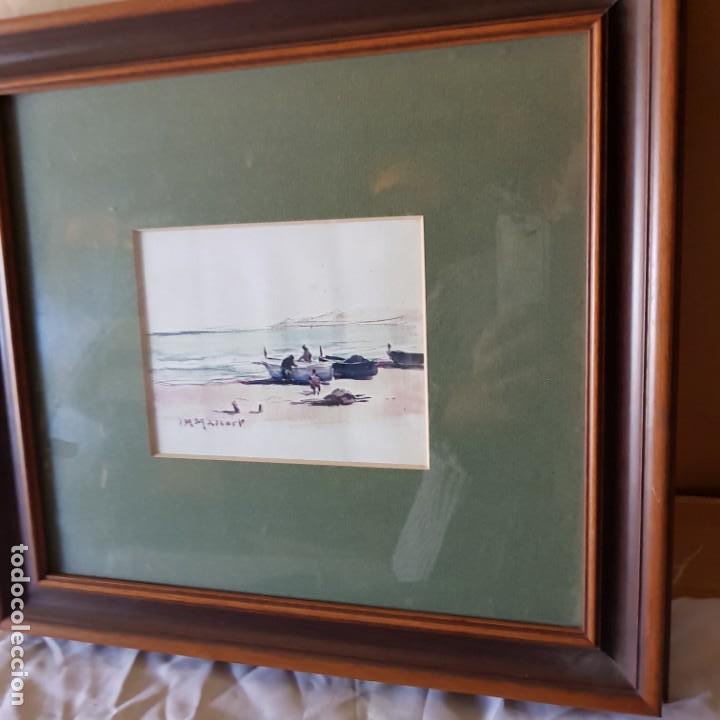 Arte: Barca pescadores - firmado - Foto 5 - 141487950