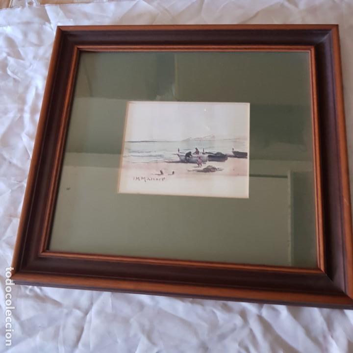 Arte: Barca pescadores - firmado - Foto 6 - 141487950