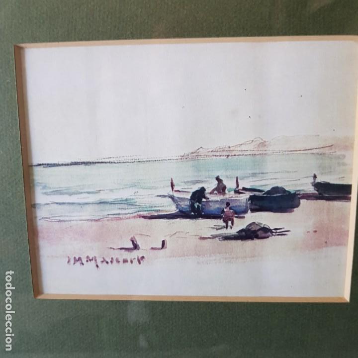 Arte: Barca pescadores - firmado - Foto 7 - 141487950