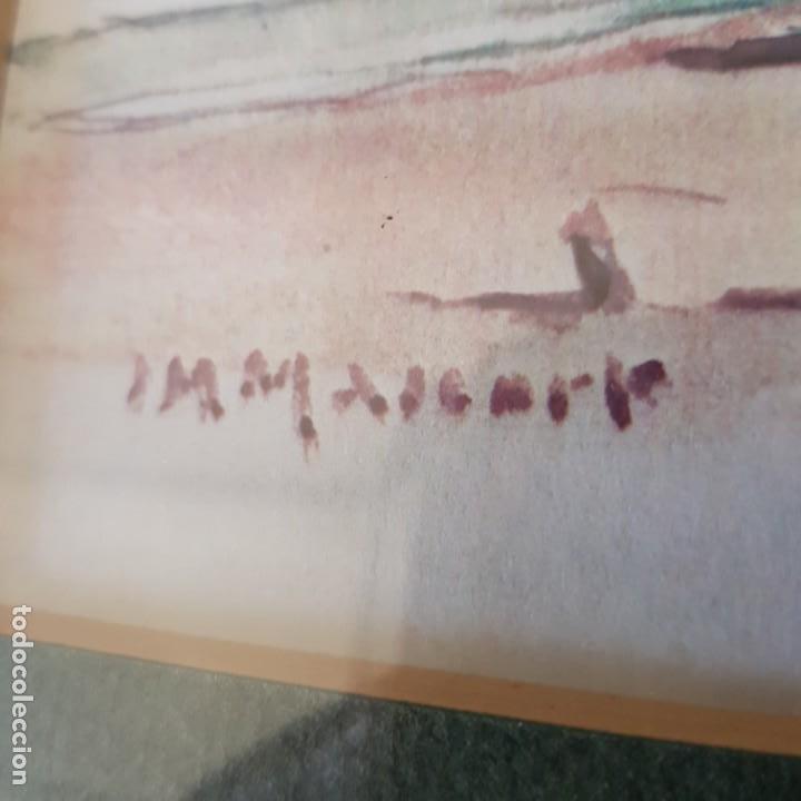 Arte: Barca pescadores - firmado - Foto 3 - 141487950
