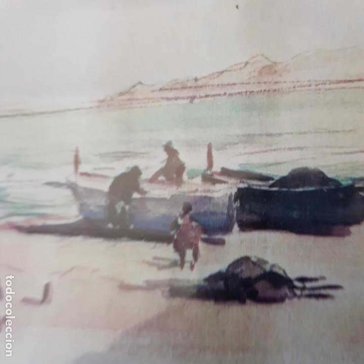 Arte: Barca pescadores - firmado - Foto 4 - 141487950