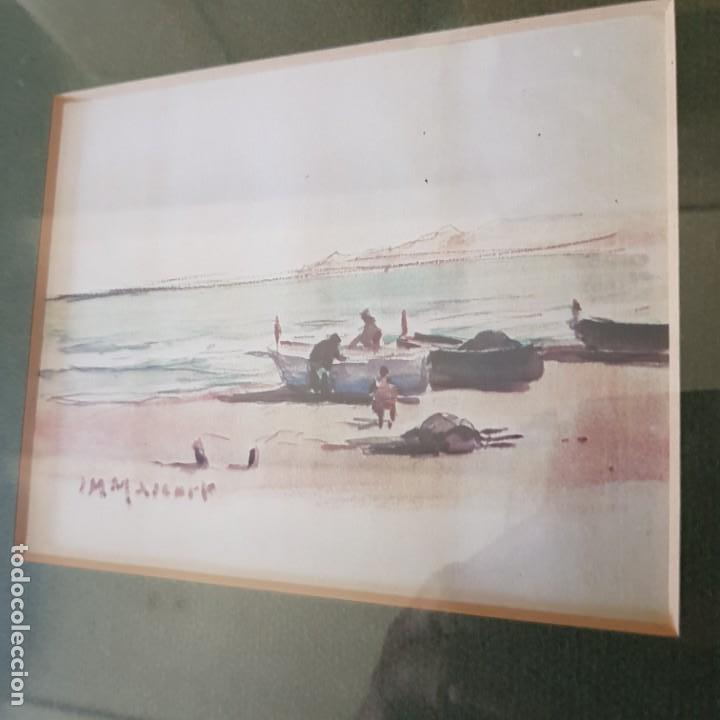 Arte: Barca pescadores - firmado - Foto 2 - 141487950