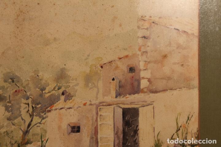Arte: Acuarela enmarcada - Foto 4 - 141939386