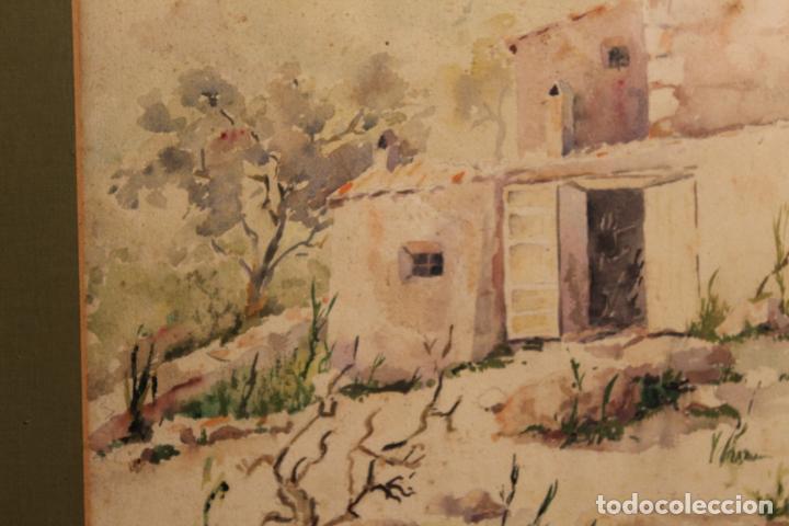 Arte: Acuarela enmarcada - Foto 6 - 141939386