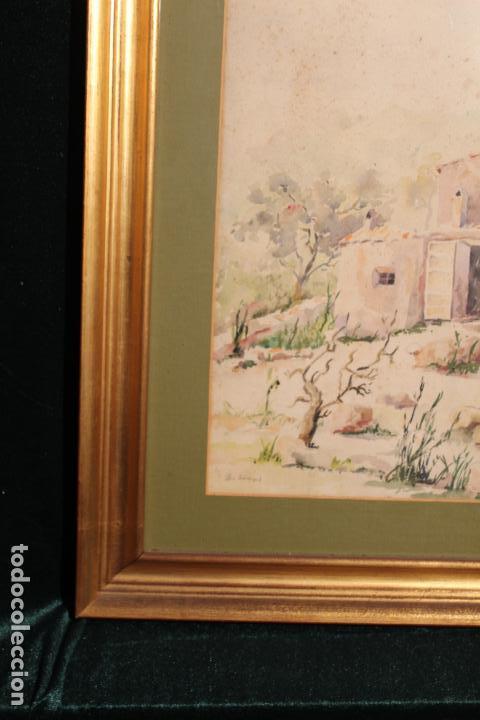 Arte: Acuarela enmarcada - Foto 7 - 141939386