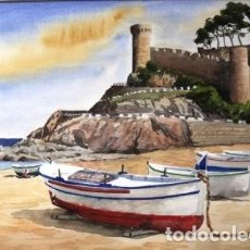 Arte: TOSSA DE MAR (COSTA BRAVA - GIRONA). Lote 142240334