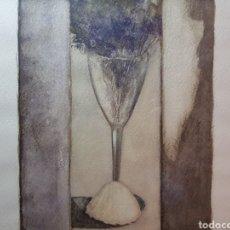 Arte: BODEGON TÉCNICA MIXTA PACO DURÁN VILA. Lote 142318952