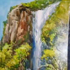 Arte: SANT MIQUEL DEL FAY POR MARIANO BRUNET. Lote 142321237