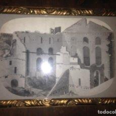 Arte: LICEU, INCENDIO DE1915, DE MAURICI VILOMARA I VIRGILI (1848-1930). Lote 142709230