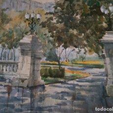 Arte: ACUARELA FRANCISCO REVELLES (AÑO 2000). Lote 142947426