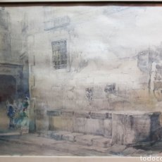 Arte: CARRER DE BARCELONA JOAN FORT GALCERAN. Lote 144507026