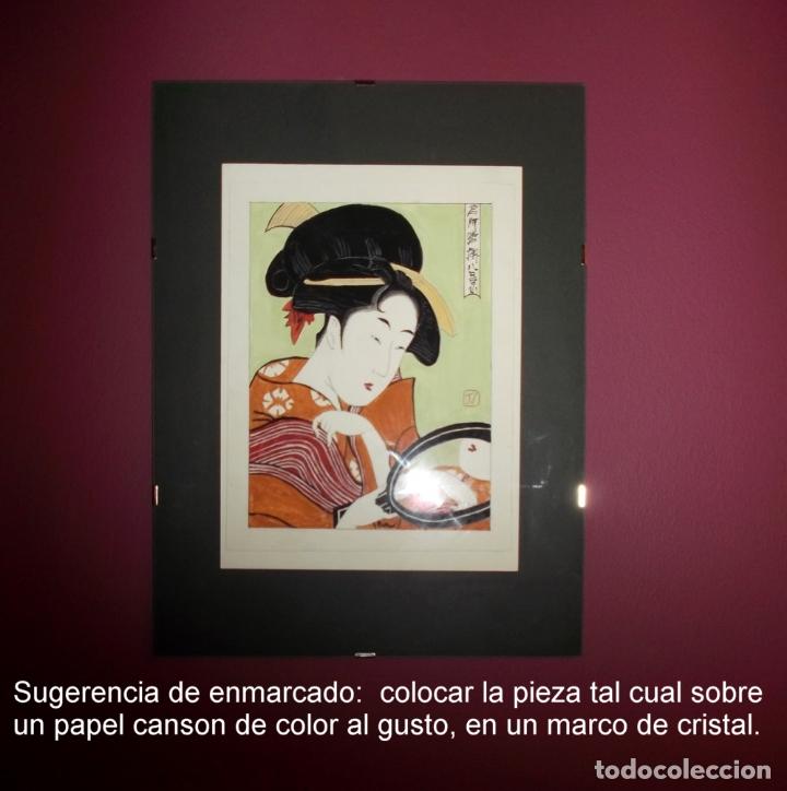 Arte: Acuarela de estilo japonés tradicional - Foto 4 - 134856742