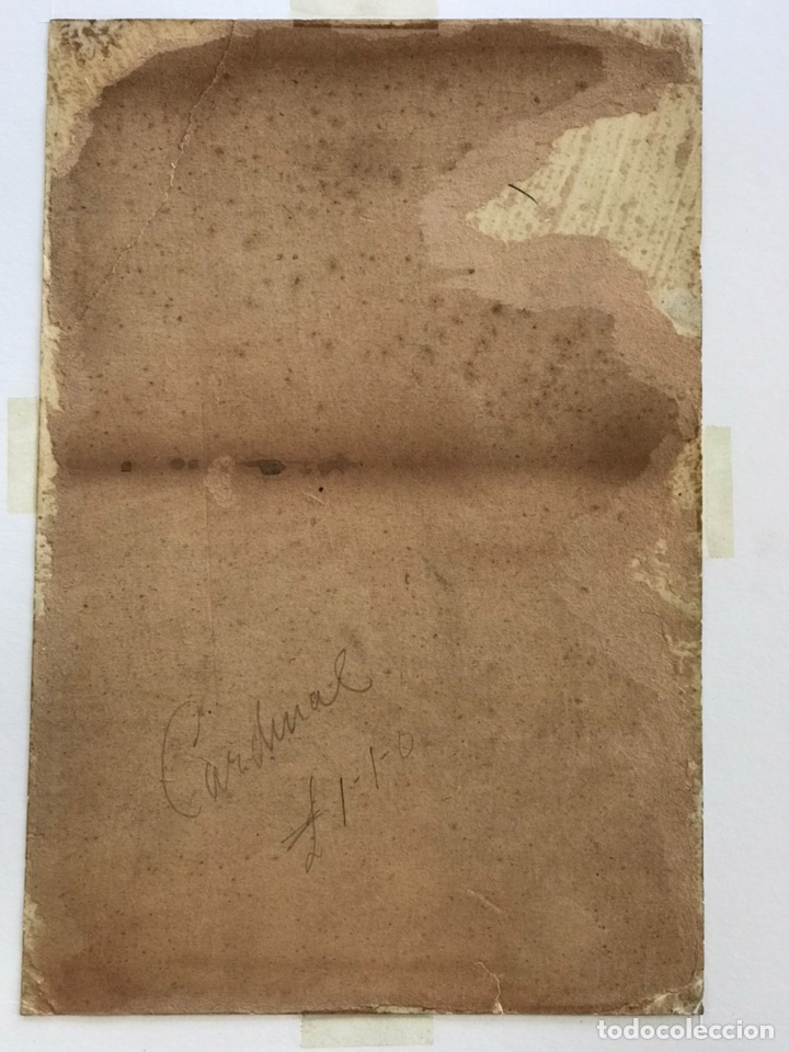 Arte: Acuarela antigua firmada - Foto 14 - 146652769
