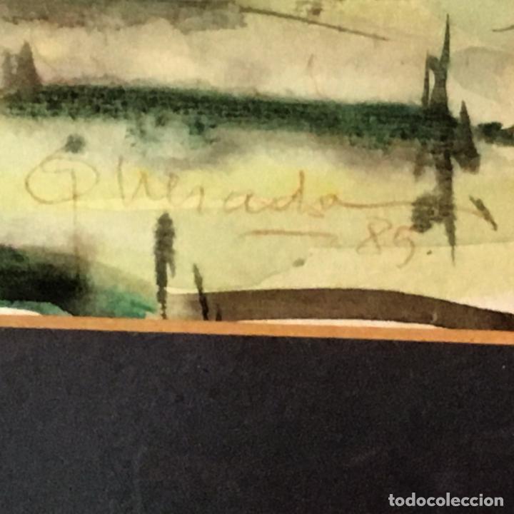 Arte: Paisaje por Julio Quesada (Madrid 1918-209) - Foto 6 - 147416426