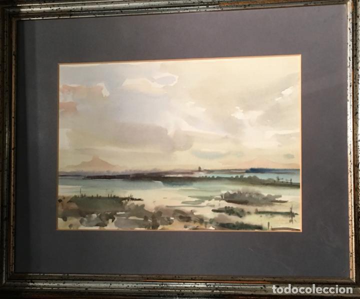 Arte: Paisaje por Julio Quesada (Madrid 1918-209) - Foto 7 - 147416426
