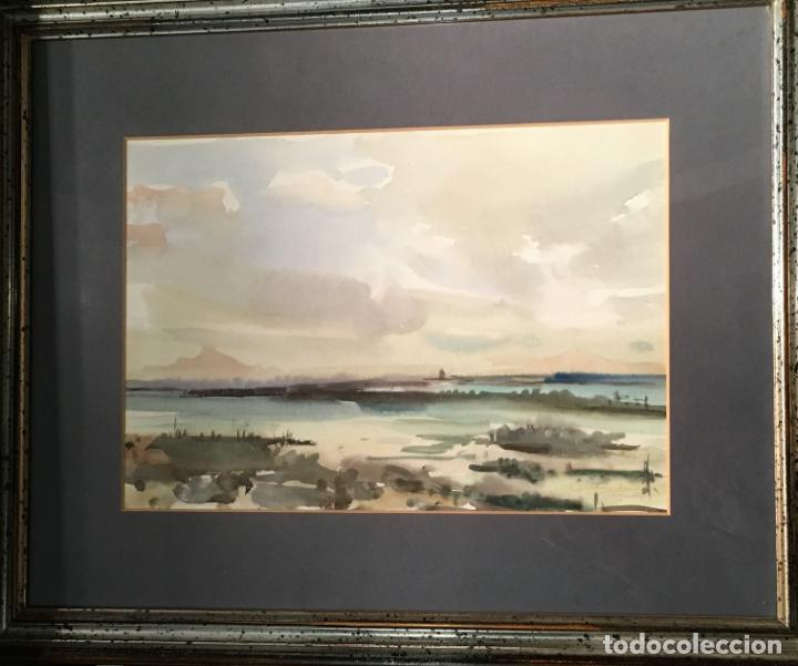 Arte: Paisaje por Julio Quesada (Madrid 1918-209) - Foto 8 - 147416426