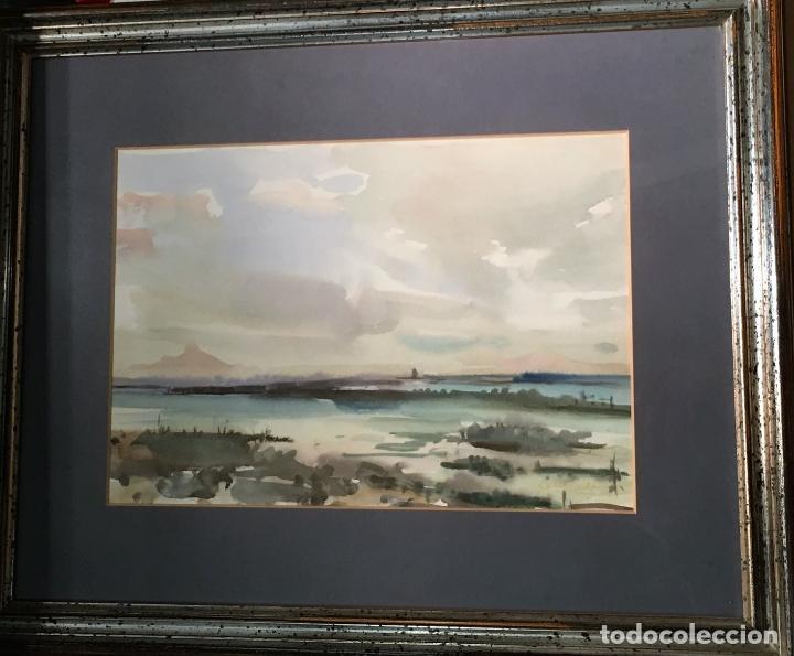 Arte: Paisaje por Julio Quesada (Madrid 1918-209) - Foto 9 - 147416426