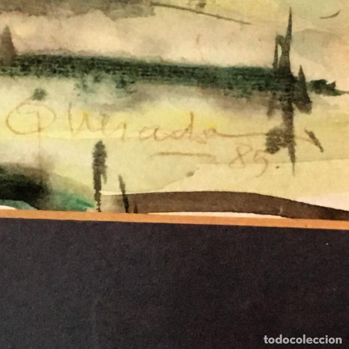 Arte: Paisaje por Julio Quesada (Madrid 1918-209) - Foto 12 - 147416426