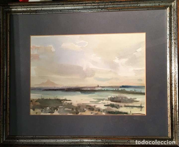Arte: Paisaje por Julio Quesada (Madrid 1918-209) - Foto 17 - 147416426