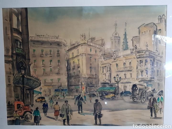 Arte: Via Layetana por Antonio Giménez Toledo De Velez - Foto 8 - 148098754