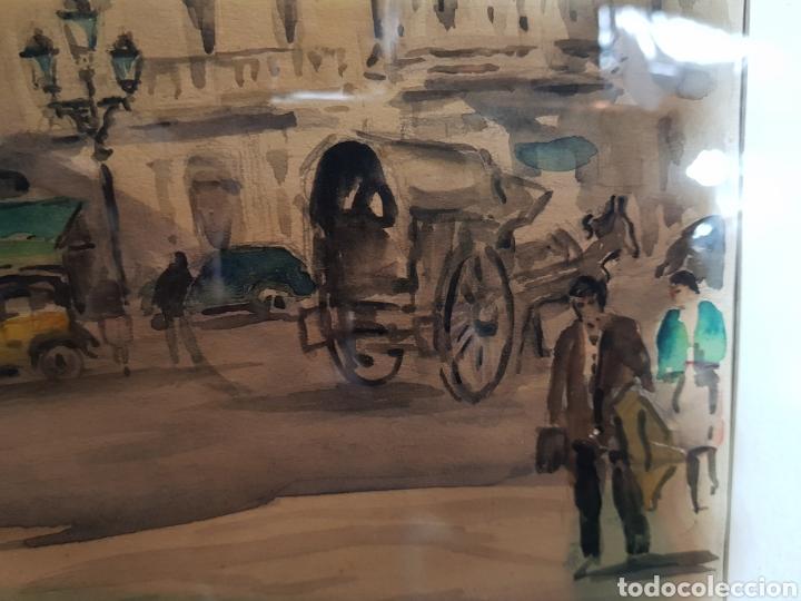 Arte: Via Layetana por Antonio Giménez Toledo De Velez - Foto 11 - 148098754