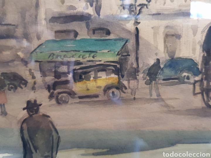 Arte: Via Layetana por Antonio Giménez Toledo De Velez - Foto 12 - 148098754