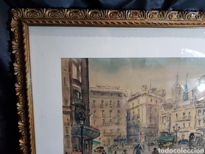 Arte: Via Layetana por Antonio Giménez Toledo De Velez - Foto 14 - 148098754