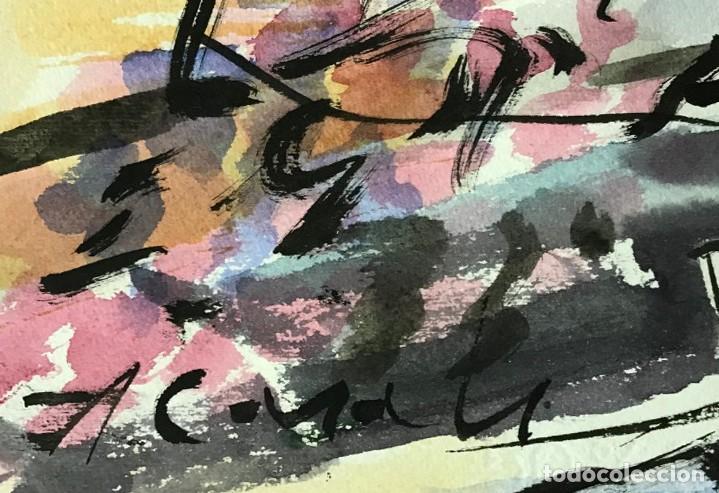 Arte: AMADEU CASALS (1930-2010) - Foto 2 - 148911370