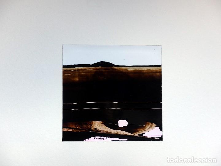 TECNICA MIXTA (Arte - Acuarelas - Contemporáneas siglo XX)