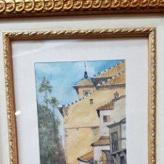 Arte: ACUARELA GRANADINA. Lote 149999257