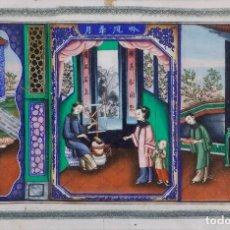 Arte: ESCUELA CHINA. Lote 151889966