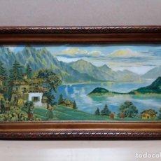 Arte: ANTIGUA ACUARELA. Lote 153122586