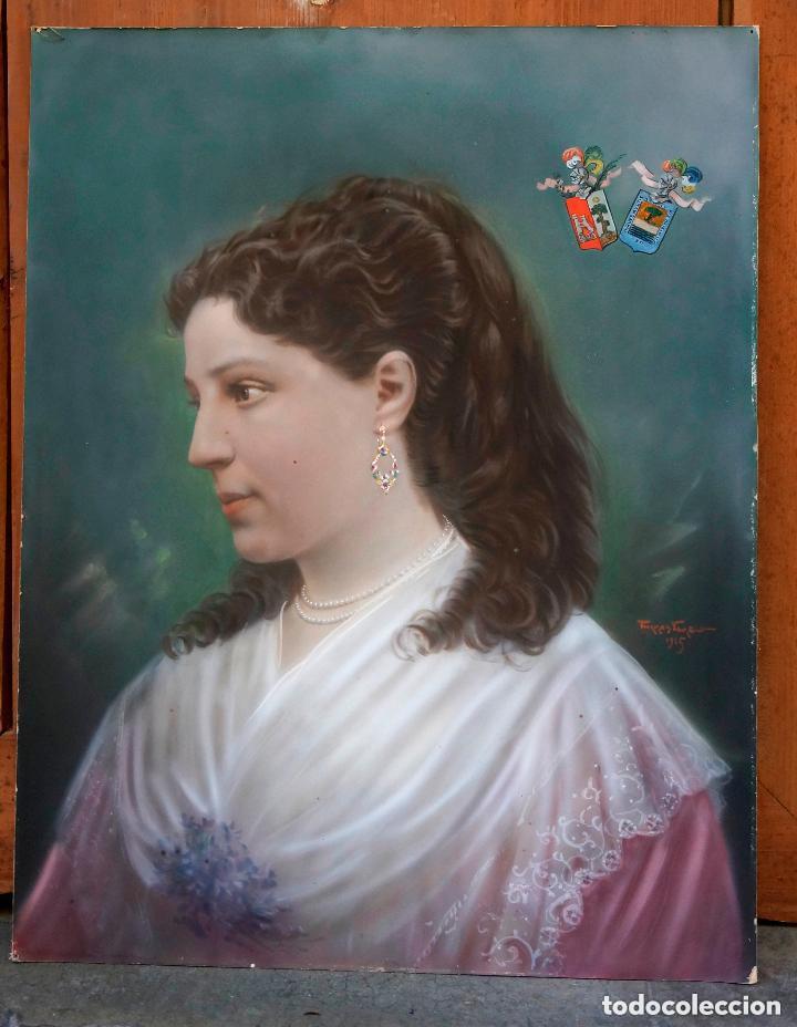 LLUÍS TORRAS FARELL,1915. FIRMADO. TAMAÑO 44X56CM. (Arte - Acuarelas - Contemporáneas siglo XX)