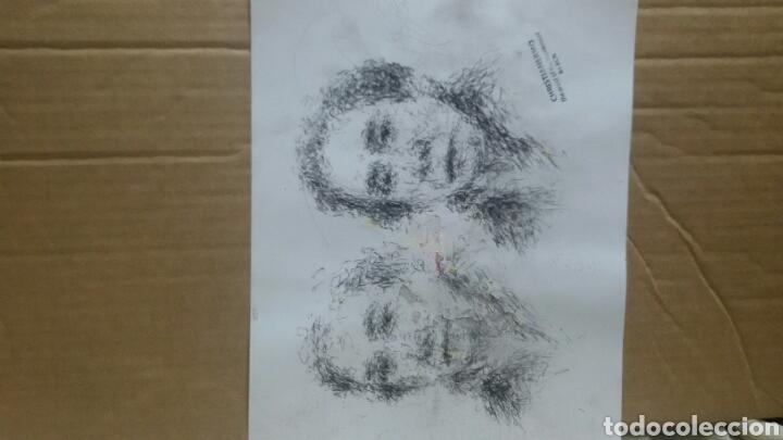 Arte: Dibujo acuarela original erotico - Foto 5 - 153264289