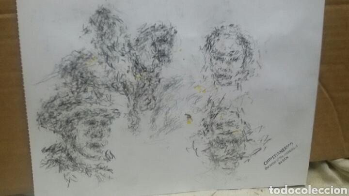Arte: Dibujo acuarela original erotico original - Foto 3 - 153265309