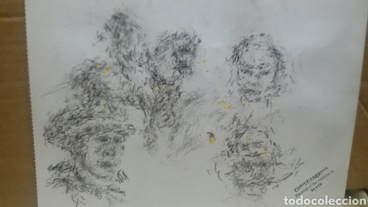 Arte: Dibujo acuarela original erotico original - Foto 5 - 153265309