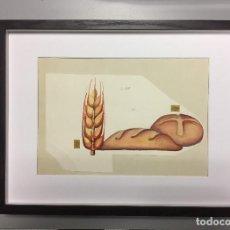 Arte: MIREIA CATALÁ, ILUSTRACIÓN ORIGINAL, 40X30 CMS.. Lote 153501298