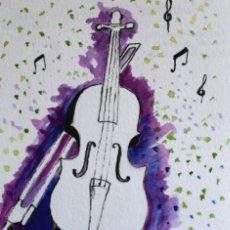 Art - Violin obra de Gilaberte - 154491286