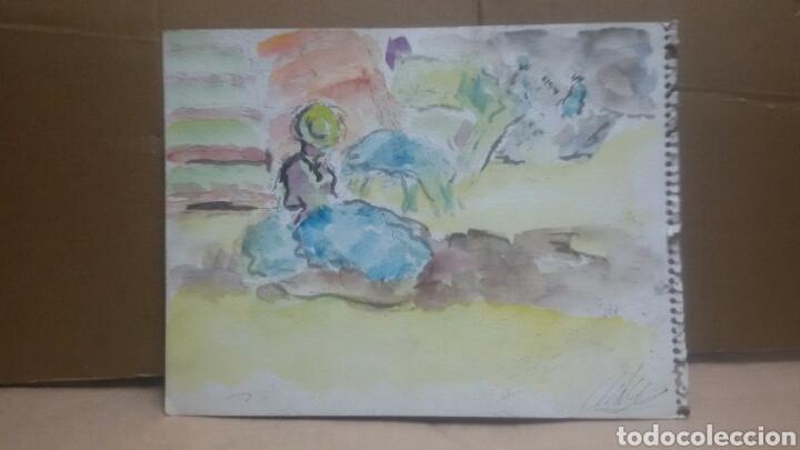 Arte: Acuarela A De picnic/B recuerdos - Foto 2 - 154842426