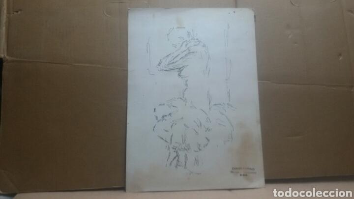 Arte: Obra A desvistiendose/B dibujo boceto desvistiendose - Foto 4 - 154852554