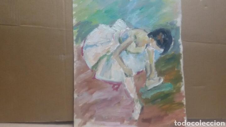 Arte: A Bailarina /B hermanas - Foto 2 - 154855310