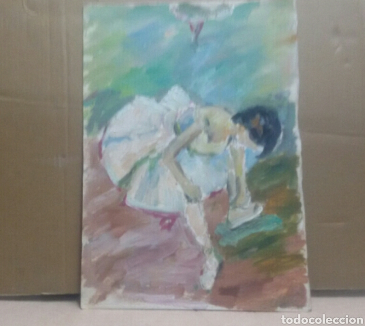 Arte: A Bailarina /B hermanas - Foto 3 - 154855310