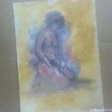 Arte: DESNUDO ORIGINAL. Lote 154858158