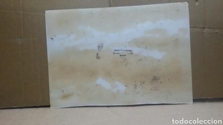 Arte: Acuarela costa obra original - Foto 4 - 155333082
