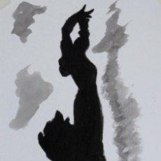 Art - Bailaora obra de Gilaberte - 155399934